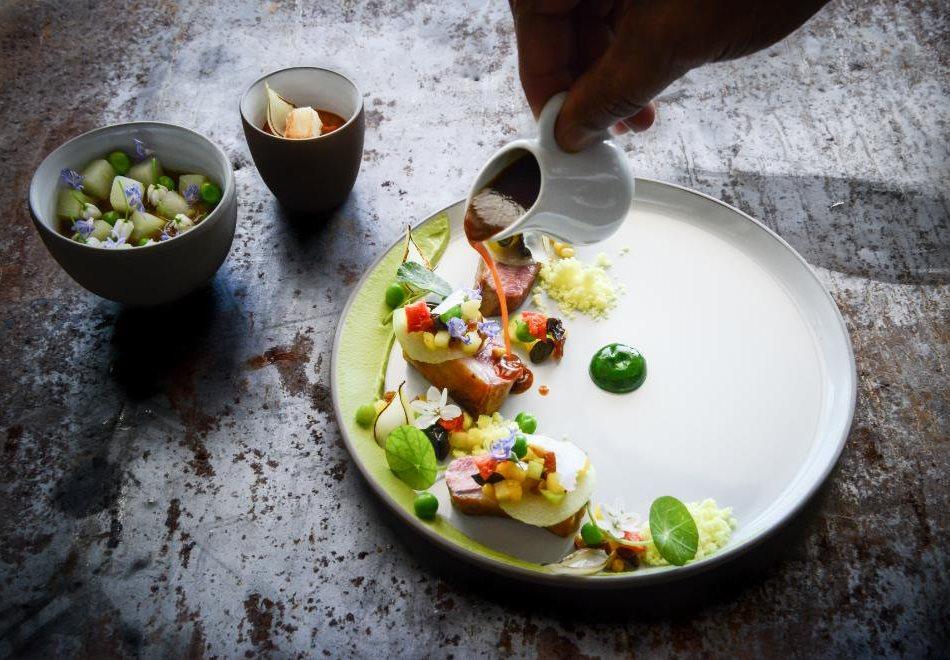 Blue Bay Monaco - Michelin Starred Restaurant Top 10