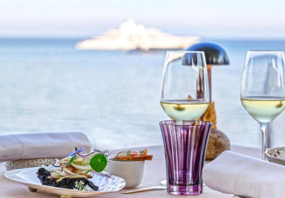 Blue Bay Monaco View - Michelin Starred Restaurant Top 10