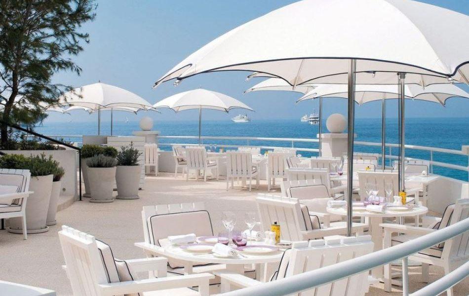 Elsa Monaco Terrace - Michelin Starred Restaurant