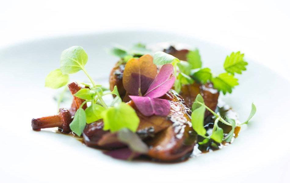 Restaurant Mirazur Menton - Plating