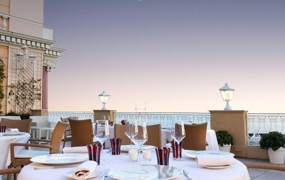 Le Vistamar Terrace - Michelin Starred Restaurant
