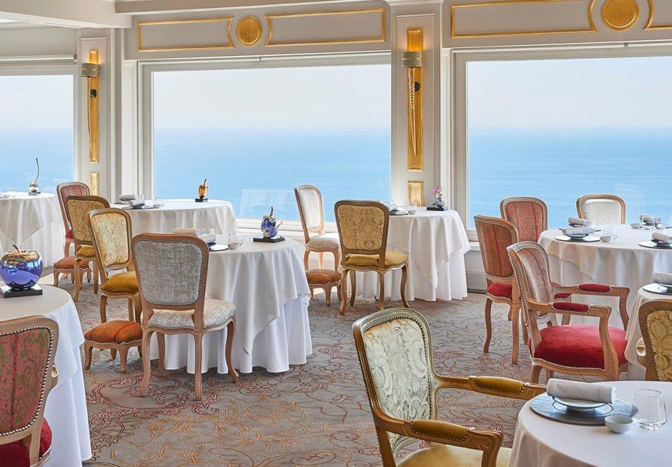 Chevre d'Or Eze Interior - Best Michelin Starred Restaurant