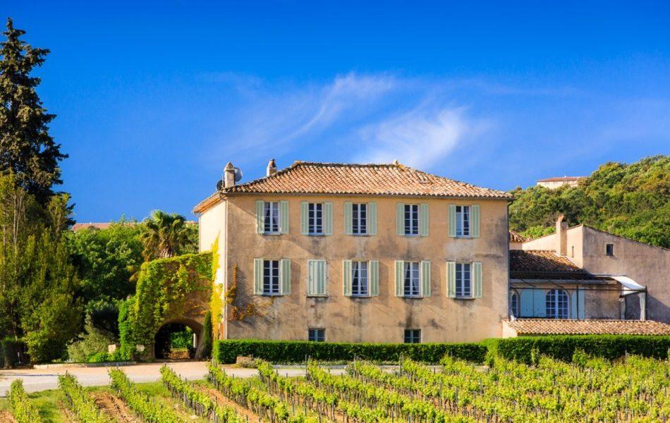 Chateau Barbeyrolles Wine Tasting