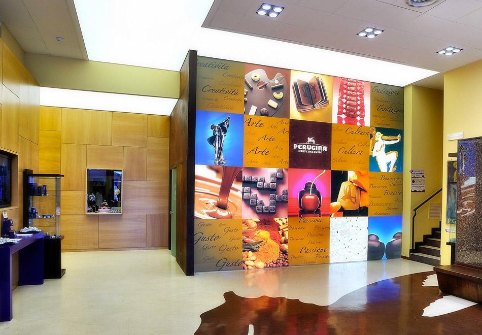 Perugina Chocolate House including Baci Factory and Perugina Museum