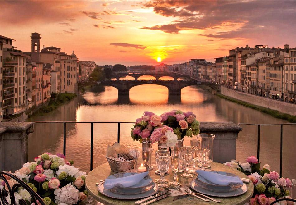 Top Michelin Restaurants Tuscany