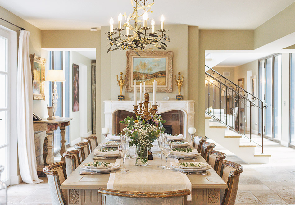 Luxury Provençal Villa Rental In Mougins