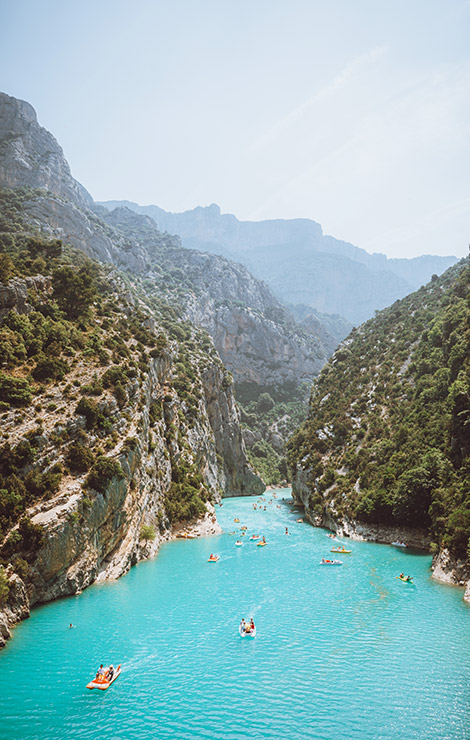 Verdon-Gorge