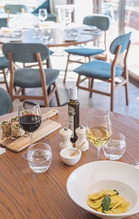 Avenue 31, Italian restaurant in Monaco